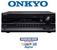 Thumbnail Onkyo HT-RC160 Service Manual and Repair Guide