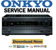 Thumbnail Onkyo HT-RC270 Service Manual and Repair Guide