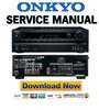 Thumbnail Onkyo HT-RC330 Service Manual and Repair Guide