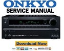 Thumbnail Onkyo HT-RC360 Service Manual and Repair Guide