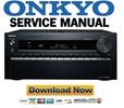 Thumbnail Onkyo TX-NR3030 Service Manual and Repair Guide