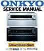 Thumbnail Onkyo TX-NR838 Service Manual and Repair Guide