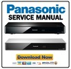 Thumbnail Panasonic DMR-BCT740 BCT745 BCT845 BCT940 Service Manual Repair Guide