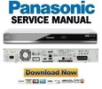 Thumbnail Panasonic DMR BWT735 Service Manual Repair Guide