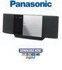 Thumbnail Panasonic SC-HC30 HC30EF HC30EG Service Manual & Repair Guide