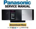 Thumbnail Panasonic SC HC30DB HC30DBEB Service Manual & Repair Guide