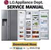 Thumbnail LG GC-L197DNL Service Manual  & Repair Guide