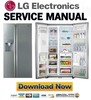 Thumbnail LG GC-L247ENSL Service Manual  & Repair Guide