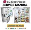 Thumbnail LG GR-D257SL Service Manual  & Repair Guide