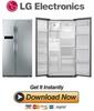 Thumbnail LG GSB325NSQV Service Manual  & Repair Guide