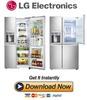 Thumbnail LG GSJ976NSBZ Service Manual  & Repair Guide