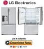 Thumbnail LG LFXS24566S Service Manual  & Repair Guide