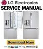 Thumbnail LG LFXS24663S Service Manual  & Repair Guide