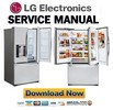 Thumbnail LG LFXS27566S Service Manual  & Repair Guide