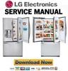 Thumbnail LG LFXS29766S Service Manual  & Repair Guide