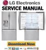 Thumbnail LG LFXS32726S Service Manual  & Repair Guide