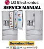 Thumbnail LG LMX30995ST Service Manual  & Repair Guide
