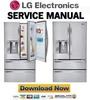 Thumbnail LG LMX30995ST Service Manual  & Repair Guide