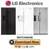 Thumbnail LG LSXS26326S LSXS26326W LSXS26326B Service Manual  & Repair Guide