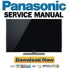 Thumbnail Panasonic TC-P55GT50 Service Manual and Repair Guide