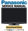 Thumbnail Panasonic TX L32S20BA L37S20BA Service Manual and Repair Guide