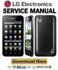 Thumbnail LG-OPTIMUS-BLACK-P970 Service Manual & Repair Guide