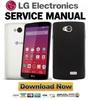 Thumbnail LG Tribute LS660 Service Manual & Repair Guide