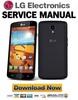 Thumbnail LG Volt LS740 Service Manual & Repair Guide