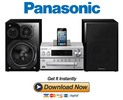 Thumbnail Panasonic SC PMX9 PMX9DB Service Manual and Repair Guide