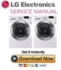 Thumbnail LG WM1377HW Service Manual and Repair Guide