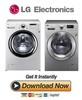 Thumbnail LG WM3455HS WM3455HW Washer Dryer Combo Service Manual and Repair Guide