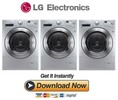 Thumbnail LG WM3477HS Washer Dryer Combo Service Manual and Repair Guide