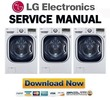 Thumbnail LG WM3997HWA Washer Dryer Combo Service Manual and Repair Guide
