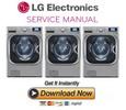 Thumbnail LG WM8500H WM8500HWA WM8500HVA Service Manual and Repair Guide
