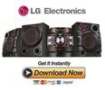 Thumbnail LG CM8440 Hi Fi System Service Manual and Repair Guide