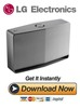 Thumbnail LG NP8740 Wi Fi Streaming Speaker Service Manual and Repair Guide