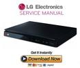 Thumbnail LG BP230 Service Manual and Repair Guide