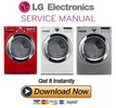 Thumbnail LG DLEX3250R DLEX3250V DLEX3250W Service Manual and Repair Guide