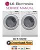Thumbnail LG DLG3051W Service Manual and Repair Guide