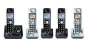 Thumbnail Panasonic KX TG1034B TG1035S TGA101B TGA101S Service Manual