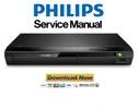 Thumbnail Philips BDP2300 Blu Ray Player Service Manual