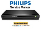 Thumbnail Philips BDP2305 Blu Ray Player Service Manual