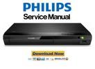 Thumbnail Philips BDP2385 Blu Ray Player Service Manual