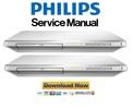 Thumbnail Philips BDP3492 Blu Ray Player Service Manual
