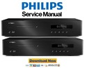 Thumbnail Philips BDP9700 Blu Ray Player Service Manual