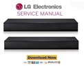 Thumbnail LG LAP250H Soundplate Service Manual and Repair Guide