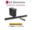Thumbnail LG NB3730A Sound Bar Service Manual and Repair Guide
