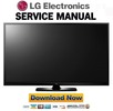 Thumbnail LG 60PB5600 UA  Service Manual and Repair Guide