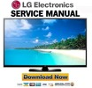 Thumbnail LG 50PB560B TA  Service Manual and Repair Guide