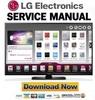 Thumbnail LG 60PB6600 UA  Service Manual and Repair Guide